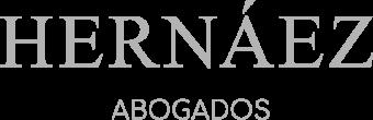 Hernáez abogados logo